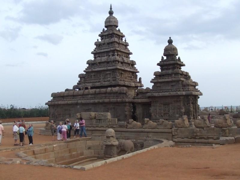 Arjuna Temple, Mahabalipuram