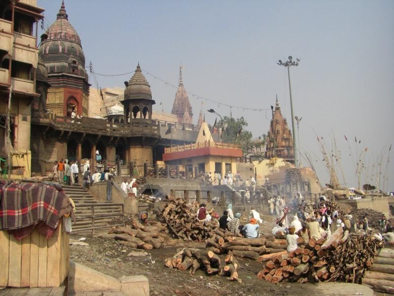 Burning Ghat, Varanasi
