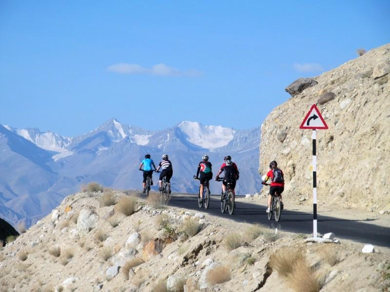 Trans-Himalayan Biking