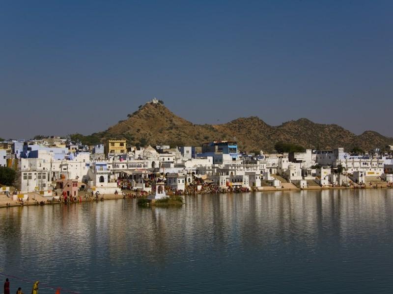 Pushkar Lake, Rajasthan