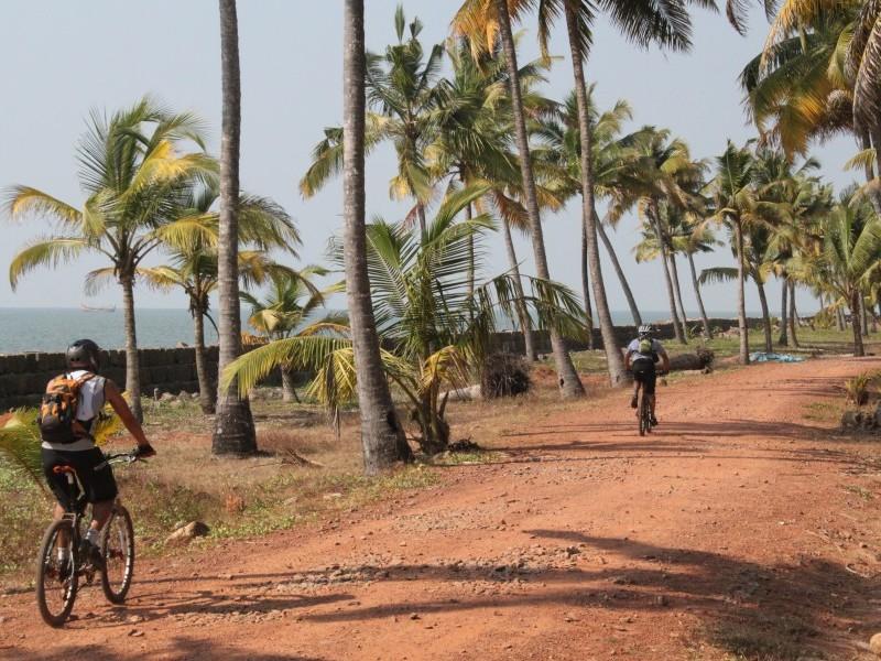 Kerala Coastline