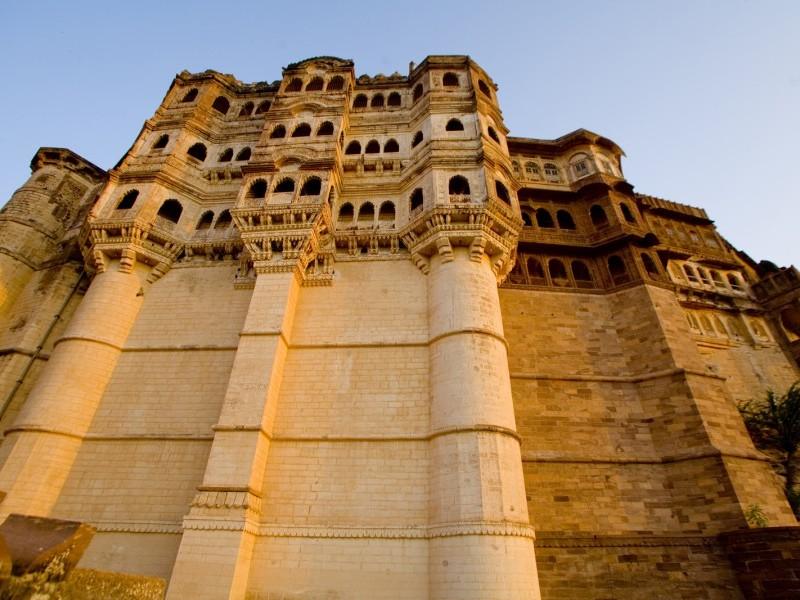 Mehrangarh Fort, Jodhpur