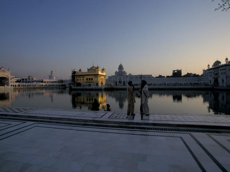 Golden Temple Panorama, Amritsar