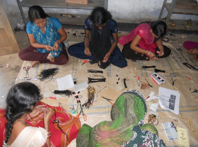 Tribal Jewellery Works, Karmul