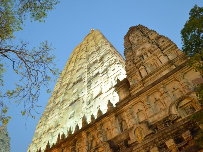Mahabodi temple complex, Bodhgaya