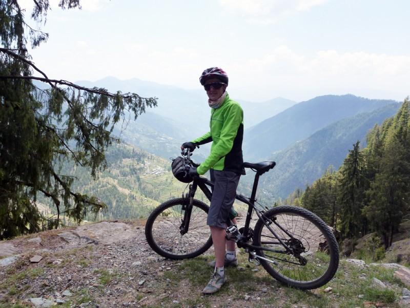 Himachal on Bike