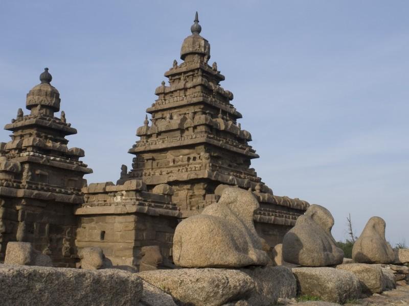 Rock Temples, Mahabalipuram