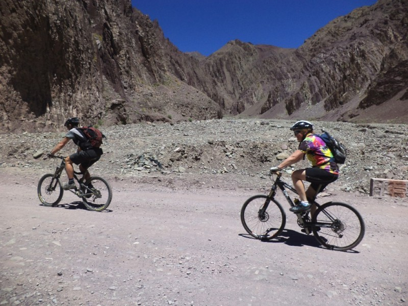 Biking to Spiti Valley