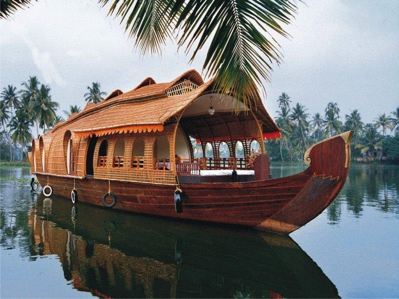 Houseboat, Kerala Backwaters