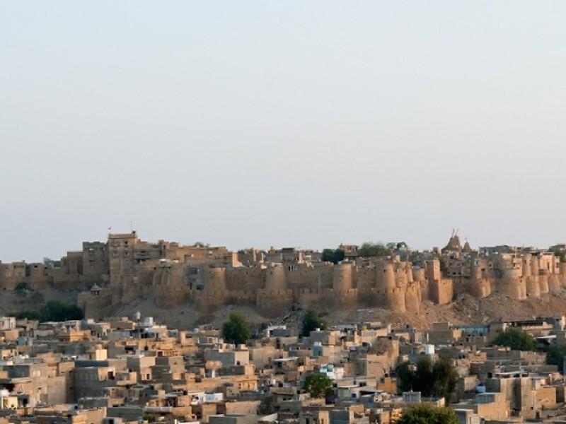 Sonargarh Fort, Jaisalmer