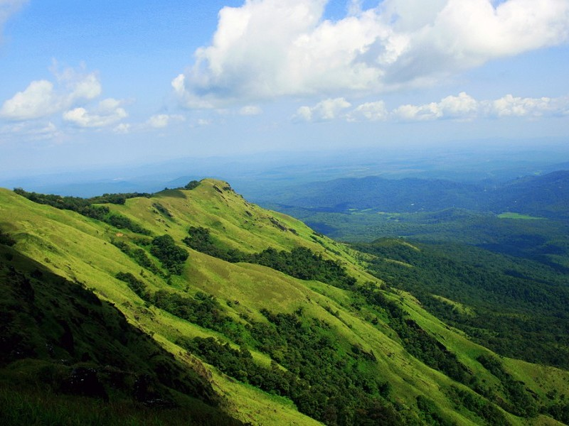 Western Ghats Panorama