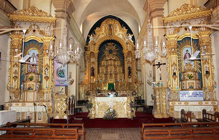 Catholic Church Altar, Goa