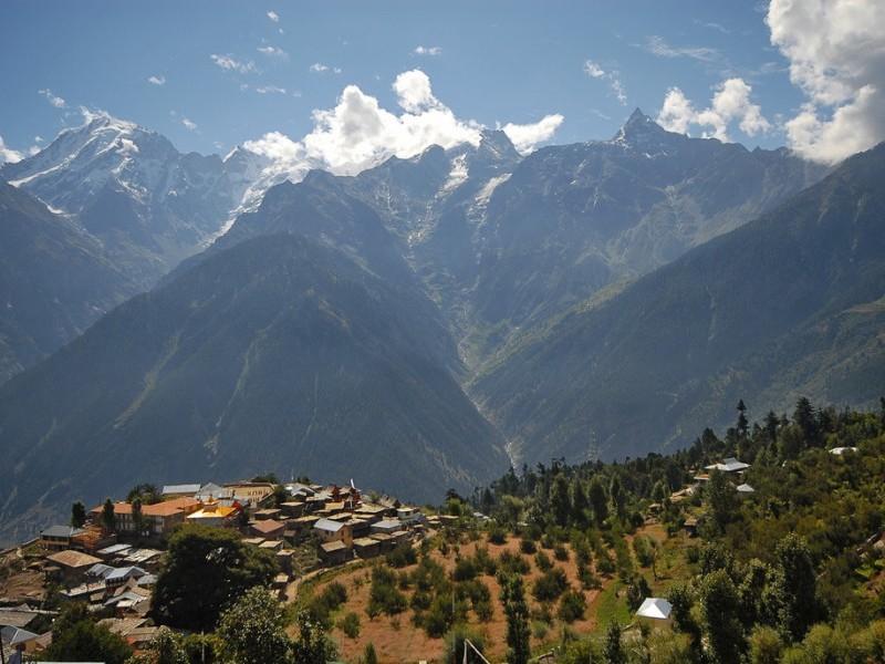 Himalayan Panorama, Kalpa