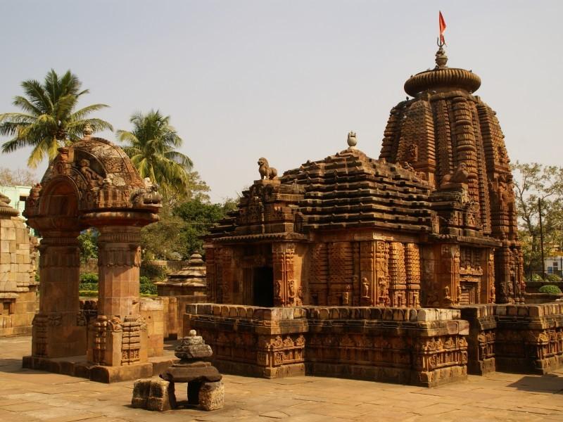 Lingaraja Temple, Bhubaneswar