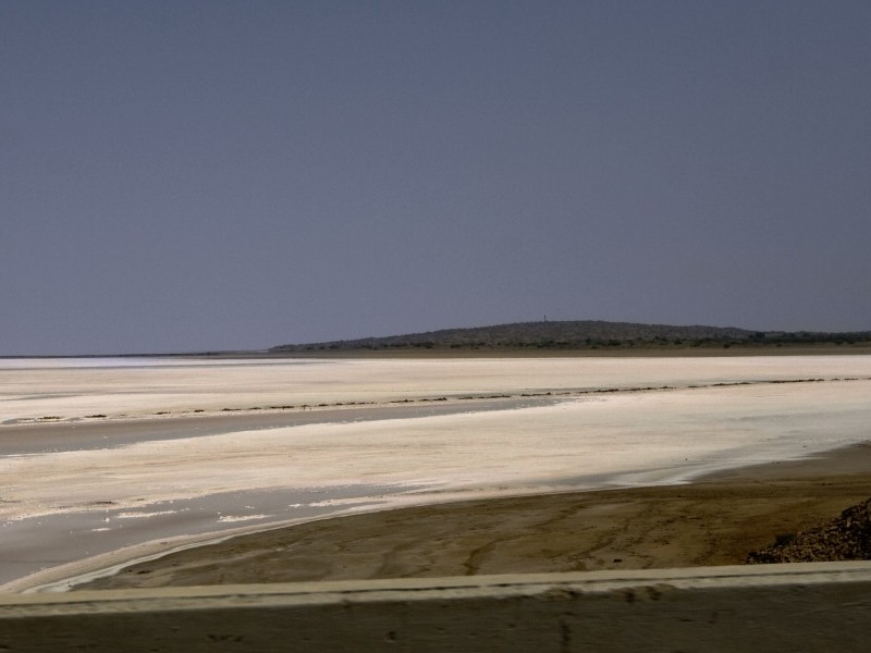 White sands, Rann of Kutch