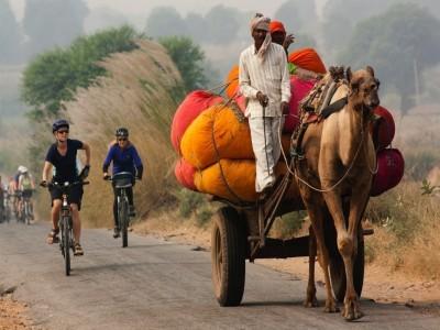 Rajasthan Cycling Tour