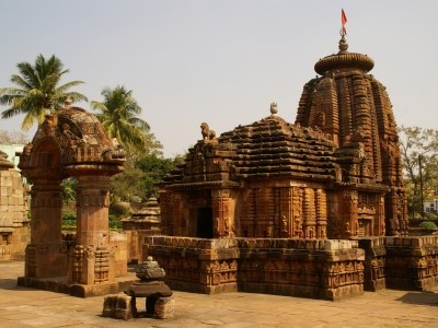 Temples and traditions of Orissa