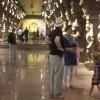 1000 pillars inside Meenakshi Temple