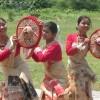 Bihu Dancers, Assam