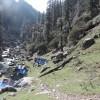 Camping at Reyoti