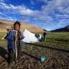 Changpa Nomad Camp,