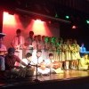Cultural performance by school students