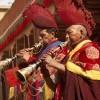 Tibetan Buddhist Monks, Phyang Monastery
