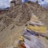 Tsemo Castle Ruins, Above Leh