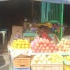 Local fruit market in Madurai