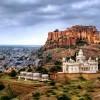 Imposing Mehrangarh Fort and Jaswant Thada