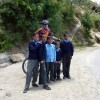 School children near Mandi