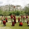 Playing games with little monks