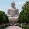 Buddha statue, Bodh Gaya