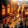 Guruvayur temple ceremony