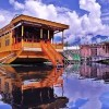 Houseboats, Dal Lake