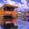 Houseboats, Dal Lake
