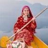 Kashmiri Girl, Srinagar