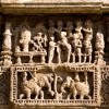 Temple Facade, Puri