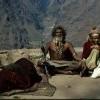Sadhus at Joshimath